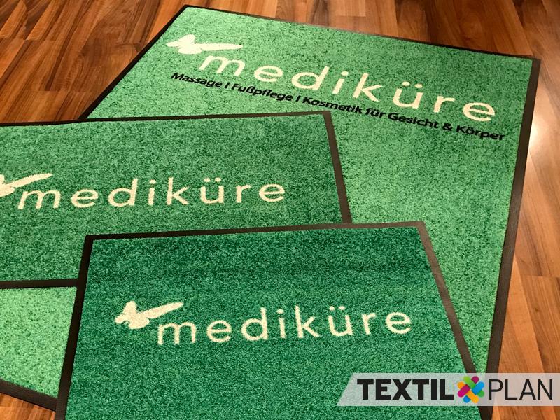 Textilplan - Schmutzmatten